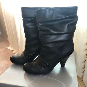 Jessica Simpson Cornelia Boots 6.5 Slouchy Boots